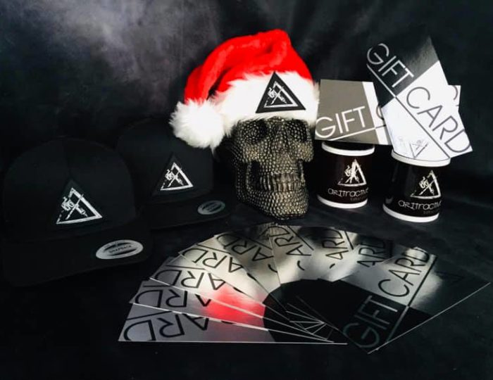 X-MAS SPECIAL GiftCard and Merchandise