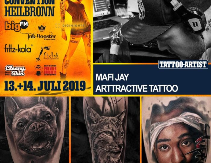 TATTOO CONVENTION Heilbronn
